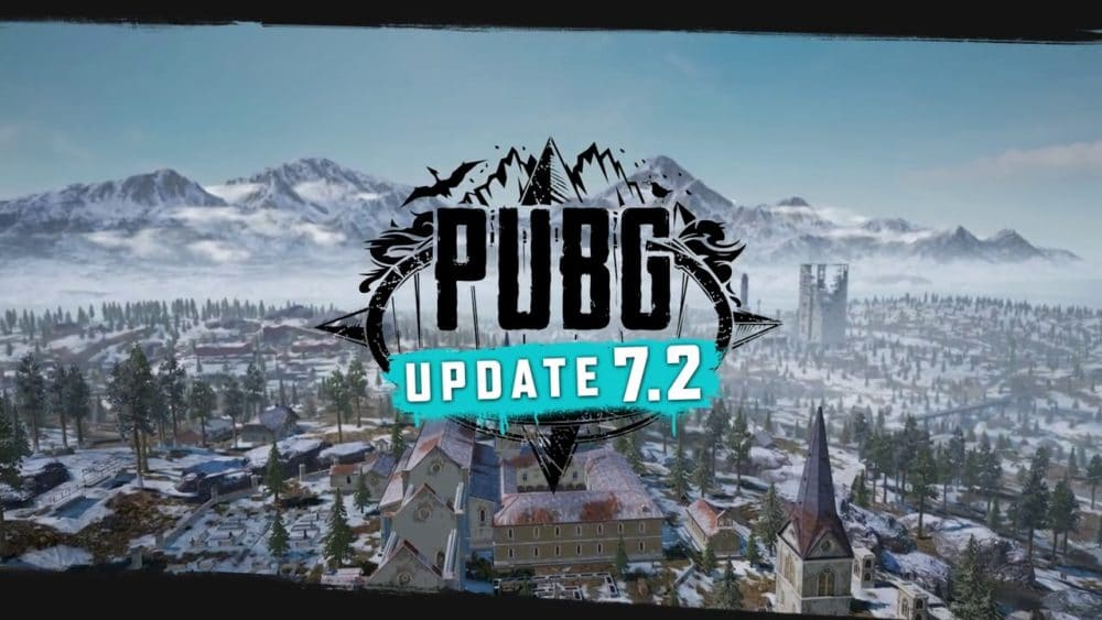 Latest PUBG Update 7.2 has ranked mode, bots and many other things.