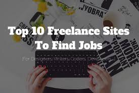 Top 10 Freelancing Websites You should join to pursue Freelancing career