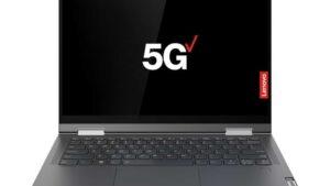 Lenovo Flex 5G also known as Yoga 5G